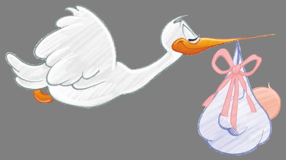 Blahopřání k narození miminka, blahopřání ke stažení - miminko přáníčko